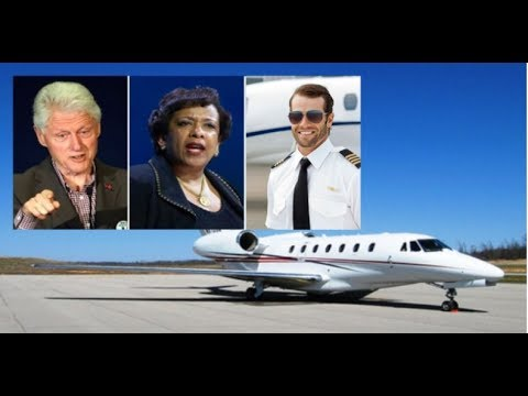 BREAKING! THERE WAS SOMEONE ELSE ON THAT PLANE FOR THE SECRET BILL CLINTON :LORETTA LYNCH MEETING!