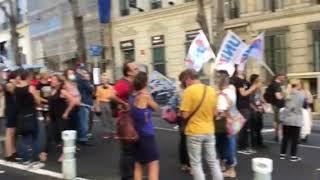Marseille : fin de la manifestation des enseignants1LM