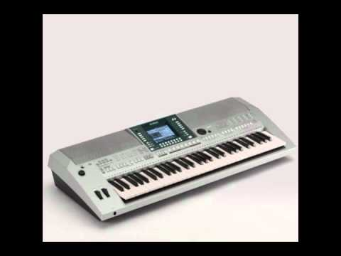 e piano improvisation on yamaha psr s710 youtube. Black Bedroom Furniture Sets. Home Design Ideas