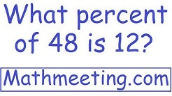 Percentage word problem 3