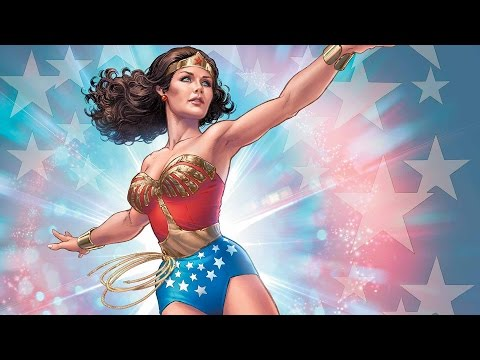 Wonder Woman Unmasked/ African Origins