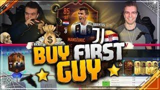 FIFA 19: Scream MANDZUKIC SHAPESHIFTER Buy First Guy! 🤡😱