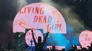 Rob Zombie - Living Dead Girl(Live) Chicago Open Air 2017