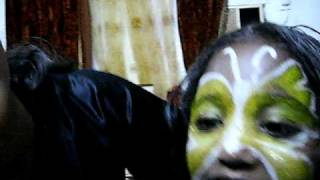 أجمل رقص سمراء سودانية.AVI