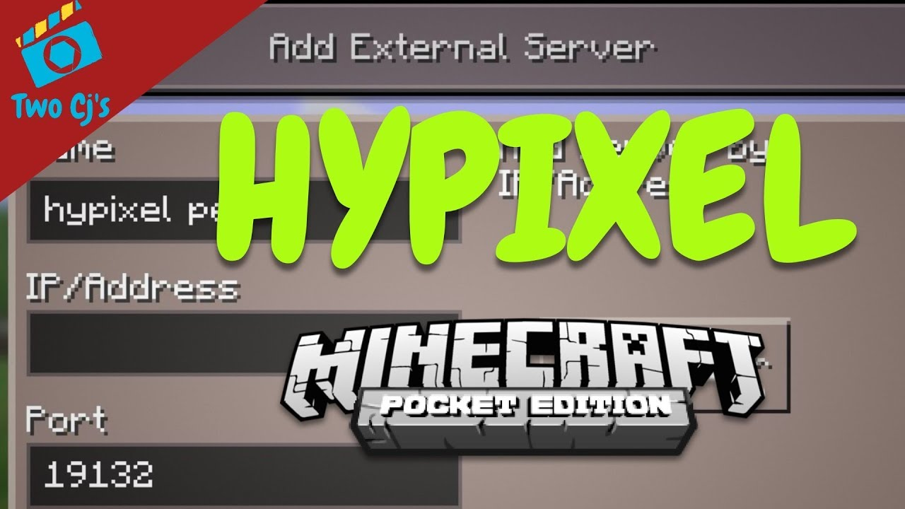 How to Join Hypixel Server