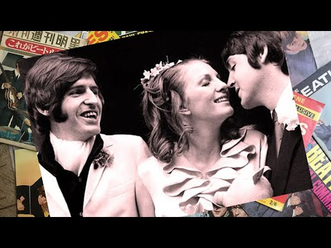 ♫ The Beatles photos/Paul McCartney on his brother Mike's wedding/ Фото Пола Маккартни