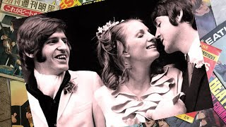 The Beatles photos/Paul McCartney on his brother Mikes wedding/ Фото Пола Маккартни