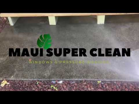 window cleaning maui maui louver maui pressure washing and window cleaning youtube