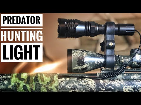 Best Predator Hunting Light On A Budget | Vastfire