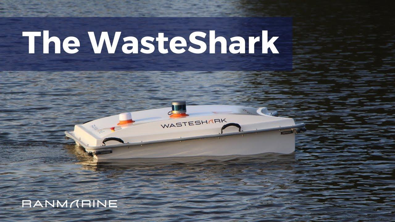 RanMarine Technology - The WasteShark