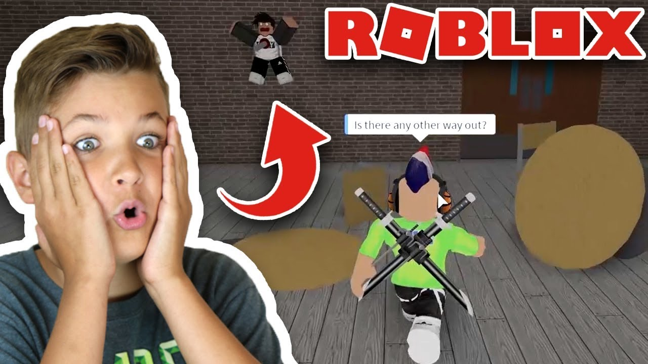 Escape The Hospital Roblox Games Escape The Haunted Hospital At 3am Crazy Jumpscare Happend In This Roblox Game Youtube