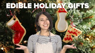How To Make Rie's Edible Holiday Gifts • Tasty