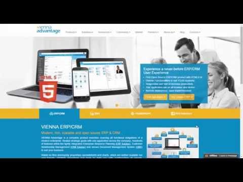 Cloud ERP Setup - How to set up VIENNA Advantage ERP/CRM on the cloud