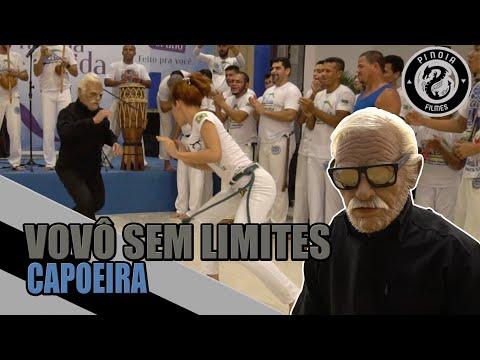 Old Man Capoeira