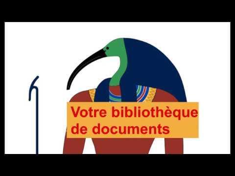 Votre bibliothèque de documents sur Isnd/peda