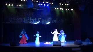 Eilat Festival 2014 Valeria Putitskaya and Valery Lab company
