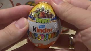 Teenage Mutant Ninja Turtles 2 TMNT Movie Nickelodeon 10 Kinder Surprise Eggs