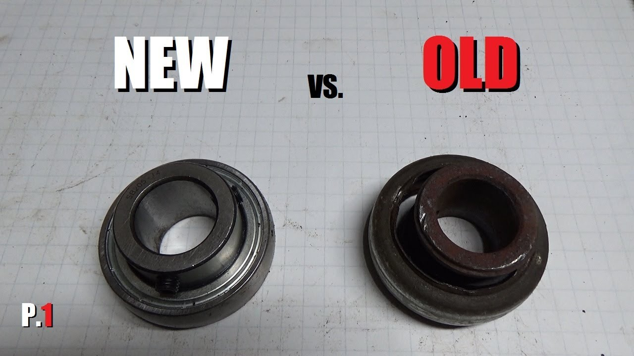 Oil Blower Impeller Housing : How to replace a snowblower auger bearing part doovi