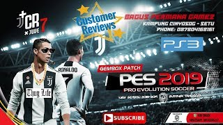 PES 2019 GemboX Patch SUMMER INSTALL & UPDATE REV3.0 FOR ALL PS3 [LINK]