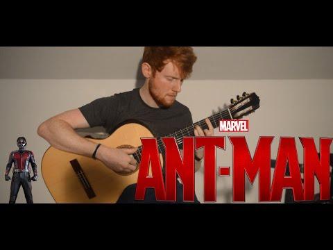 Marvels Ant-Man Main Theme (Christophe Beck) - Guitar Cover by CallumMcGaw