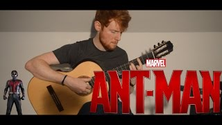 Video Marvels Ant-Man Main Theme (Christophe Beck) - Guitar Cover by CallumMcGaw download MP3, 3GP, MP4, WEBM, AVI, FLV Mei 2018