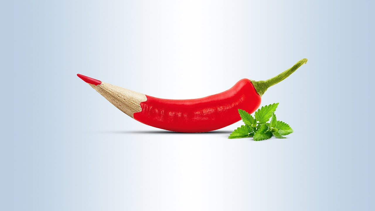 Photo Manipulation | Photoshop Tutorial | chilli Manipulation | click3d