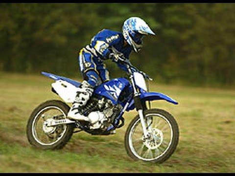 Yamaha - TTR 125 - YouTube