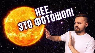 СНИМКИ ИЗ КОСМОСА - ФЕЙК!? / NASA нас обманывает?