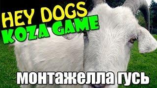 КОЗА GAME [ГУСИНЫЙ МОНТАЖ]