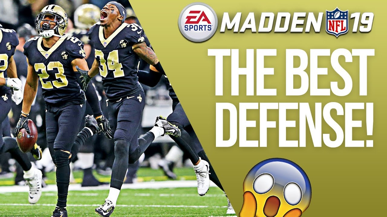 The Best Way To Play Defense in Madden 19!