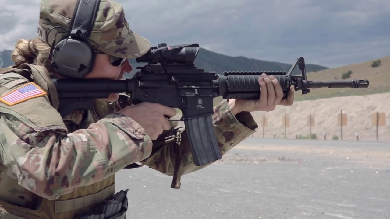 WATCH: Special Forces Basic Combat Course is designed to prepare Soldiers to deploy in support of special operations. 