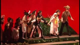 2016年稲城子どもミュージカル第25回公演「ロンの花園」夢組
