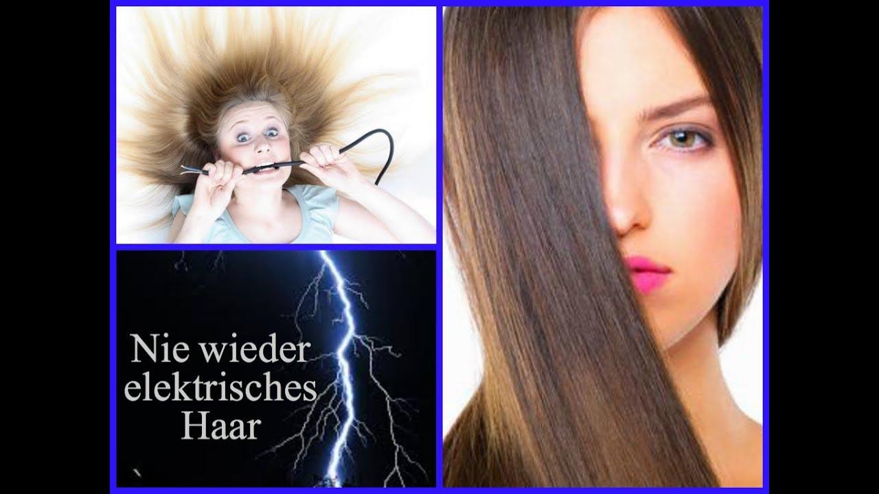 was tuen gegen elektrische haare 8 tipps zur hilfe youtube