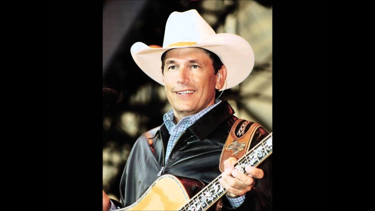 a2a85202cd1 George Strait - The Cowboy Rides Away - YouTube