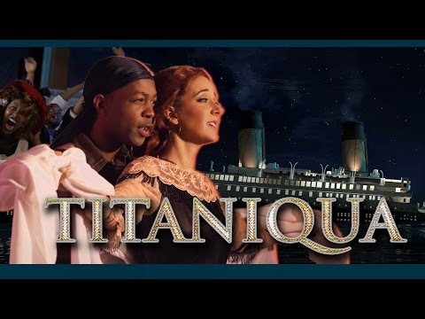 TITANIQUA By Todrick Hall Ft. Jenna Marbles (#TodrickMTV)