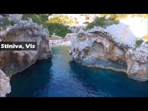 5 unglaubliche Strände die Sie besuchen müssen (Kroatien)   www.sommer-kroatien.de