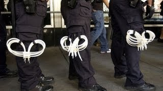 NYPD Spying on Liberals, Using Fear Tactics