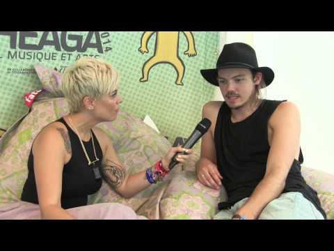 Entrevue Half Moon Run à Osheaga