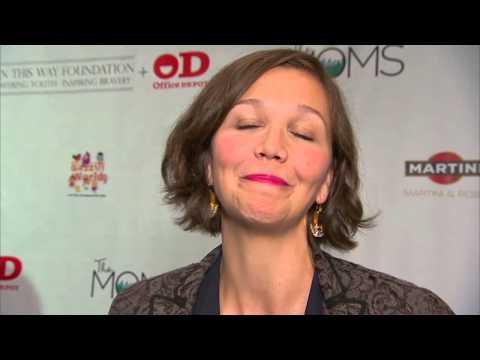 Maggie Gyllenhaal 'Won't Back Down' Interview! [HD]