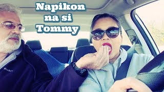 SHOPPiNG WiTH TOMMY + Napikon Na Si Tommy Patay