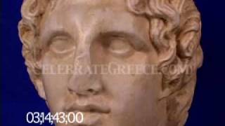 0319 Bust of Alexander the Great (Replica)