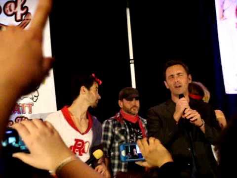 Torcon 2013 Karaoke Party ~ James Patrick Stuart