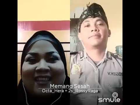 Memang sesah(Cover Rosyanti feat Heryan Rosi)