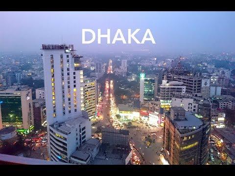 Dhaka City-Dhaka 2018-Dhaka Skyscraper