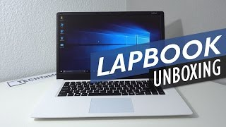 Chuwi LapBook Unboxing And First Impressions