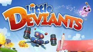 Little Deviants Game play - PS VIta