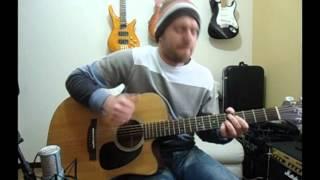 �������� ���� I feel good (James Brown) - Funk Acoustic Guitar Solo (Violão Fingerstyle) ������