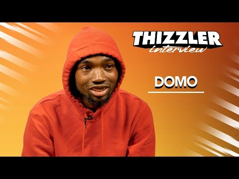 Domo talks growing up in Marin City, getting into music, being a barber & more