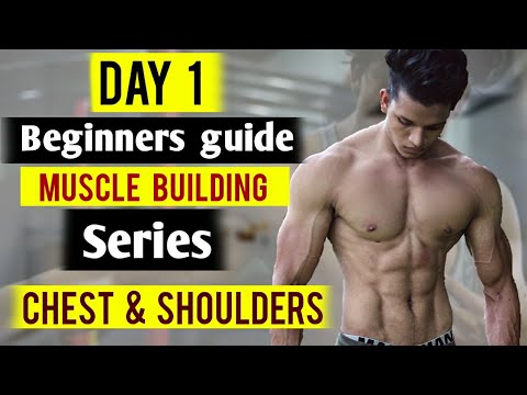 Muscle and Brawn Fast Start Beginner Exercise Routine