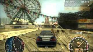 NEED FOR SPEED  MOST WANTED FINAL PURSUIT EASY FIN